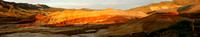 Painted Hills, full pano 110623-202557-MK3-5434-38 & 50